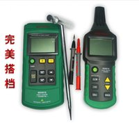 Wholesale MASTECH MS6818 Advanced Wire Tracker Cable Metal Pipe Locator Detector Tester