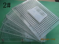 Wholesale 2 Holes Filling Machine Plexiglass Filler with Tamping Tool
