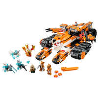 Wholesale Bela Chimaed Building Blocks Sets God tiger Tribe Super chariot Kids Bricks Toys Compatible with Legoe