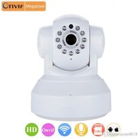 Wholesale IP Camera Wifi Wireless P Security Camera Baby P2P Monitor CCTV P T Micro Camera Surveillance