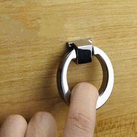 Wholesale New Arrival Annulus design handle drawer pulls wardrobe cupboard cabinet handles door ring pull