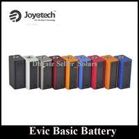 basic display - Original Joyetech Evic Basic W Battery Box Mod Thread mAh with Oled Display Tiny Mod DHL Free Ship