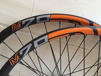 Wholesale New arrival MTB wheelset er mm Hookless er carbon mtb wheels Tubeless h quot carbon mountain bike wheel