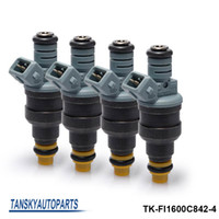 Wholesale TANSKY new H G x High Performance Low Impedance cc LB EV1 Top Fuel Injectors0280150842 TK FI1600C842