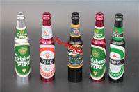 beer germany - epacket USA Germany Rasta Reggae Tobacco Metal Pipes Portable Filter Beer Bottles Tobacco Stems Cigarette Holder Smoking pipes