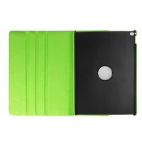 Wholesale Litchi grain rotation holster portable smart cover For ipad pro