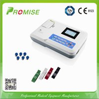 Wholesale ECG device with color display and rechargeable battery