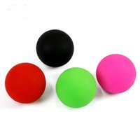 Wholesale Cross fit Muscle Massage Custom Color Rubber Lacrosse Ball