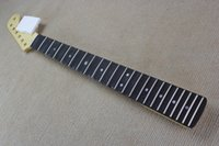 Wholesale Firehawks ST neck semi finished products Rosewood fingerboard grooves