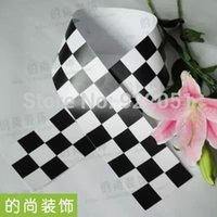 Wholesale kitchen bathroom tiles affixed to black and white frosted glass mosaic wall sticker affixed waist thickened cs028