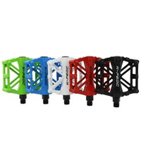 Wholesale Camping Ultra light MTB Road Bicycle Bike Pedal Slip resistant Aluminum Alloy Mountain Cycling Pedal MN0014 kevinstyle