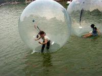Wholesale New Arrived M large Water Walking ball PVC inflatable ball zorb ball water walk balls dancing balls sports balls free DHL