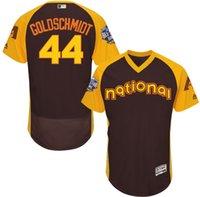 arizona national - Stitched MLB All Star Jerseys National Arizona Diamondbacks Paul Goldschmidt Welington Castillo Jersey
