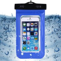 abs definition - Black Blue Universal Waterproof Bag PVC High Definition Underwater Case Cover Bag Dry Pouch For Iphone