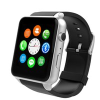 Wholesale Bluetooth MTK2502C SmartWatch IP57 Waterproof NFC SIM Card Heart Rate Double System Wrist Smart Watches For Android iOS Smartphones