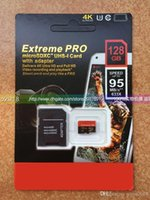 Wholesale Extreme Pro GB Class Micro SD TF Card MicroSDXC UHS U3 SD Memory Card for Mobile Phones Car Data Recorder MB s