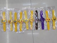Wholesale 2016 New QQ Emoji Smiley Pillows Slap Snap Bracelets Magic bracelet Christmas Gift style quick ship