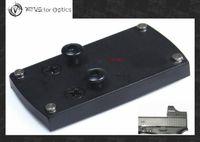 Wholesale Vector Optics GLOCK Mini Red Dot Scope Sight Pistol Mount Base Plate for glock