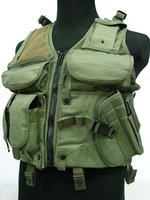 Wholesale Outdoor Military Camouflage Hunting safety vest tactical uniform armored Security Protection Tactical vest