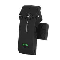Wholesale Freedconn COLO RC Motorcycle Helmet Bluetooth Intercom FM Waterproof Wireless Interphone M Intercom Distance Headset DHL V2194