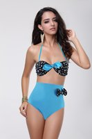 El traje de baño floral multicolor atractivo tentó el bikiní atractivo del traje de baño del bikiní del leopardo el traje de baño barato de la playa del verano que el bikiní ATRACTIVO liberó el envío