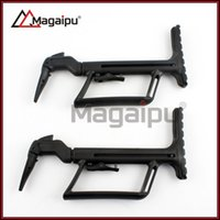Stocks airsoft glock - magaipu outdoor Tactical Retractable Stock for Glock Series Airsoft GBB Pistol G17 G19