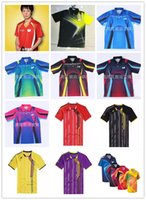 Wholesale Quick drying Polyester Breathable Short T shirt Butterfly table tennis Jersey Butterfly Table tennis shorts Badminton Jersey M XL