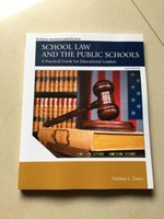 Wholesale 2016 Newest School Law and the Public Schools A Practical Guide for Educational Leaders th Edition DHL Free