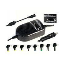 auto laptop power supply - Universal DC W Car Auto Charger Power Supply Adapter Set For Laptop Notebook with detachable plugs