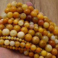 Wholesale 16 high quality Natural Gemstone Orange Stripe Agate Round Spacer Loose Beads mm mm mm mm mm Bracelet necklace