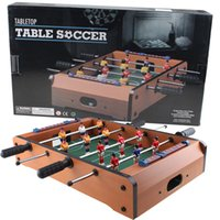 arcade hockey table - 20 quot Mini Table Foosball Game Set Soccer Table Arcade Game Room Hockey Fooseball
