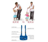 Wholesale 1pcs Kid keeper baby carrier baby Walkers Infant Toddler safety Harnesses Learning Walk Assistant Worldwide harness dress