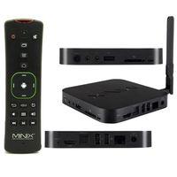 best quality tv - MINIX NEO X8 H Plus Amlogic S812 Quad Core Android TV Box G ROM H K wifi antenna Dual WIFI BT HDMI OTA Free A2 Lite Best quality