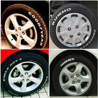 Wholesale pen fine White Car Motorcycle Tyre Tire Tread Rubber Paint Marker Pen Whatproof Permanent
