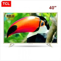 Wholesale TCL40 inch viewing Smart Edition King inch LED LCD TV Andrews intelligent network WIFI electronic resolution of popular prod
