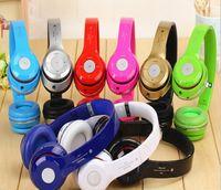 b headsets - Wireless Bluetooth Earphone Headphones Beatsstudio Studio Over Ear Foldable Bass B S460 S450 Stereo Headband Headset Micphone HBS900 HBS850