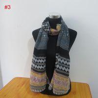 aztec print scarf - 2014 hot sell more colors Fashion women long voile geometry print shawls hijab muslim scarf tribal aztec shawl cheap scarf