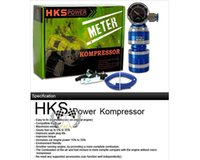Wholesale universal HKS Power Micro Air Kompressor Compressor with Meter SecondaryFuel SecondaryFuel stocked