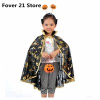 athletic headbands - Fover Lowest Price Hot Selling Halloween costume dainty Golden Pumpkin shawl Pumpkin bag Pumpkin headbands