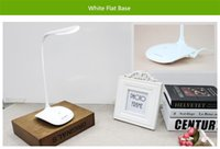 adjustable table base - Creative European Style USB Rechargeable Table Lamp LED Eye Shield Table Lamp Eye Protection Light Adjustable Flat Base