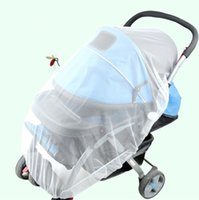 Wholesale Infants Baby Stroller Pushchair Anti Insect Mosquito Net Safe Mesh