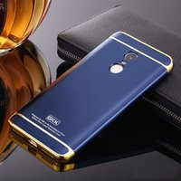 Wholesale For Xiaomi Redmi Note Case Frosted Shockproof Hybrid in1 Rugged Slim PC Matter Cover For Xiaomi Redmi Phone