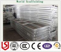 Wholesale Steel walk board Scaffolding Hook Plank with factory price