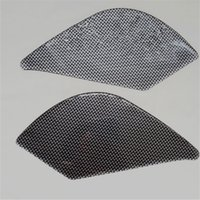 Wholesale For Benelli Motorcycle Tank Traction Pad Knee Grip Protector Anti slip sticker Black