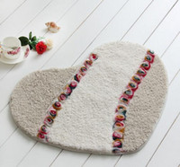 Wholesale New Bathroom Toilet Carpet Lovely Bedroom Rug Mat In Kids Room Footcloth Anti slip