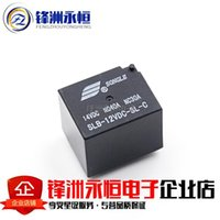 automobile relays - SLB VDC SL C Automobile Relay A Set Transformation Foot A14VDC Continuous System Pin