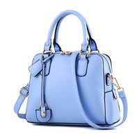 Wholesale New Arrival Ms Simple Luxury Briefcase Fashion Handbag Exquisite Single Shoulder Bag Quality PU Material