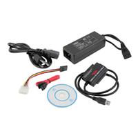ata hard drive to usb - USB to IDE SATA S ATA HD HDD Hard Drive Adapter Converter Cable