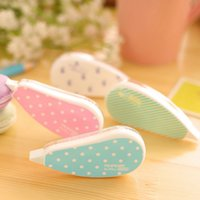 Wholesale X Fresh Style Correction Tape Kawaii Material Escolar Korean Stationery School Supplies Papelaria