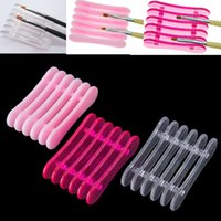 Wholesale Nail Art Brushes Pen Rest Holder Stand for Makeup Nail Art Brush Tools Top Quality